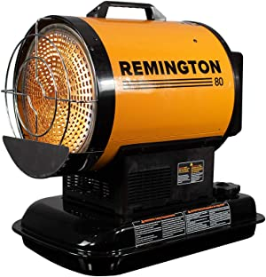 Remington Heater | SilentDrive Technology