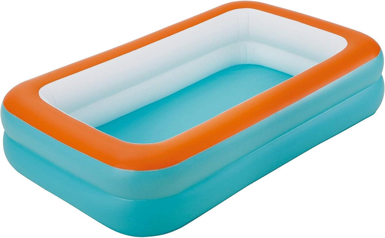 Piscina rectangular para niños: Amazon.es: Jardín