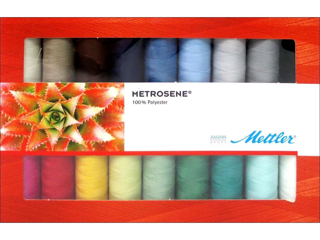 Metrosene METME189161 All Purp Thread GiftSet18pc Plus All Purpose Thread Gift Set 18Pc Amann Group