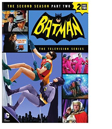 Batman: Season 2 Part Two (Adam West Batman Tv Series)