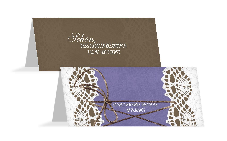 Hochzeit Tischkarte Vintage Schleife, 100 Karten, DunkelPastellGrün B07B6QL3N1 | Sonderkauf  | Praktisch Und Wirtschaftlich  | Günstig