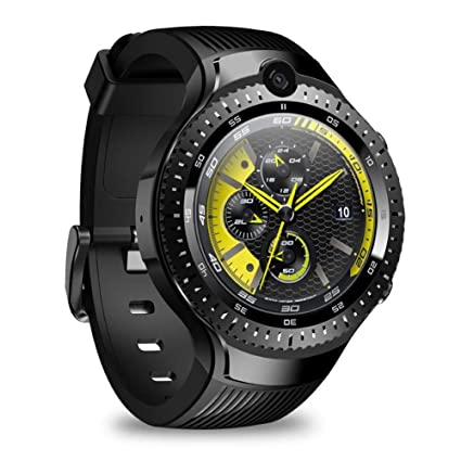 Zeblaze Thor 4 duales Smart Watch Reloj Inteligente Android 7.1 4G 5MP + 5MP Cámara Doble