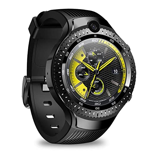 Zeblaze Thor 4 duales Smart Watch Reloj Inteligente Android 7.1 4G ...