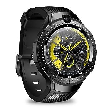 Zeblaze THOR 4 Dual Montre Smart Watch 4G Double Caméra 1 + 16G Mémoire 530 MAh
