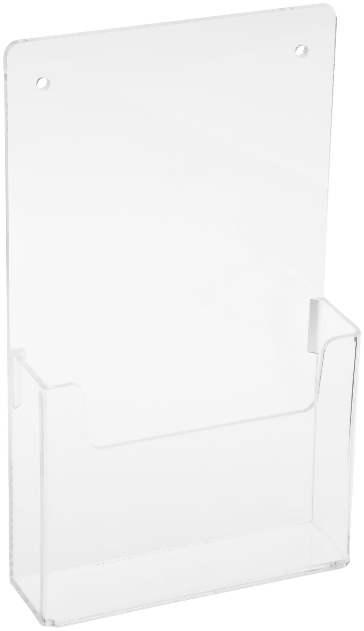 Brady Clear Plastic Tag Holder