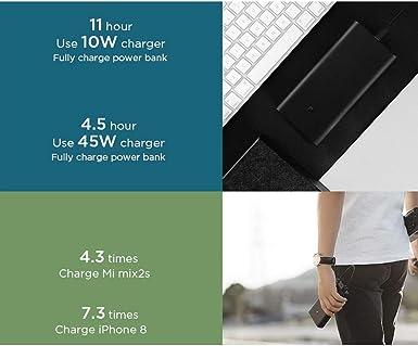 Xiaomi Mi Power Bank 3 Pro Accs 20000 Mah In Elektronik