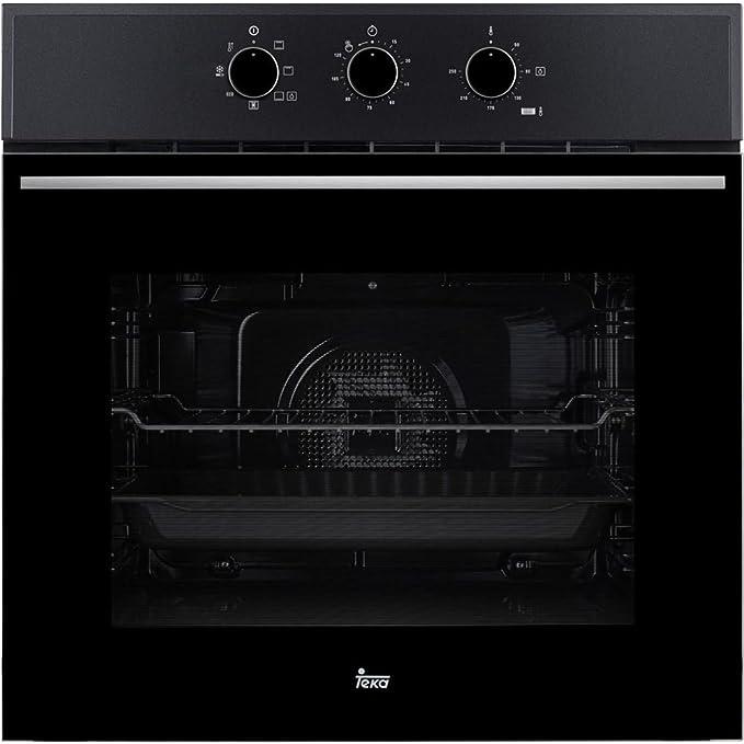 Horno - Teka HSB 610, Multifunción, 6 funciones, 70 L, 60 cm, 2615 W, A, Negro: 205.99: Amazon.es: Grandes electrodomésticos