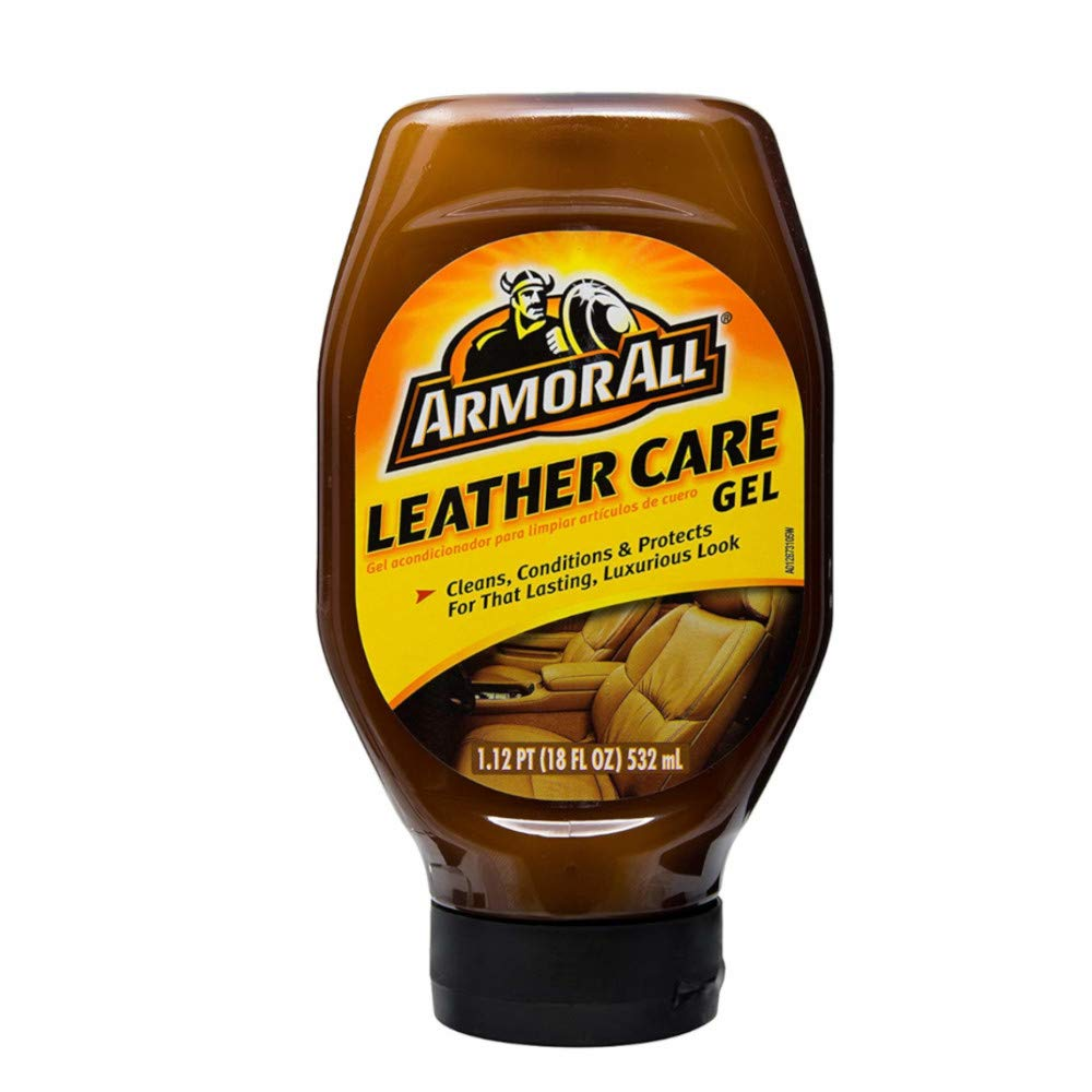 B0002JSZ8I Armor All 10961 Leather Care Gel (18 Fluid Ounces), 9963 61BFl8bWobL