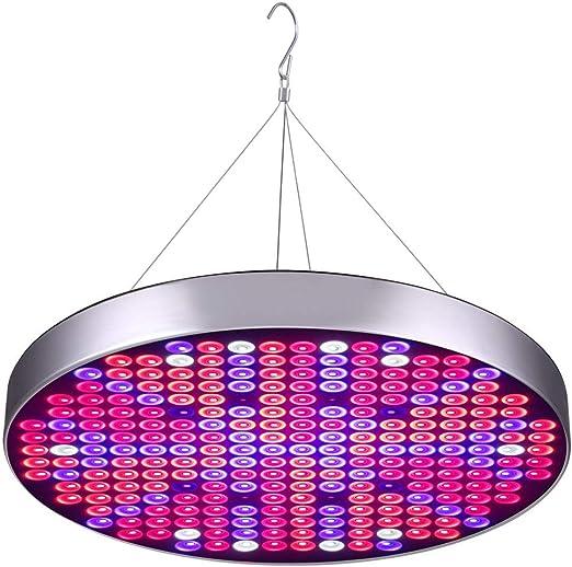 50W 100W LED Grow Light Full Spectrum Hydroponic IR Lamp Veg Flower Panel AS
