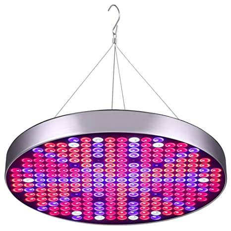 Led Grow Light Bulb 50w Ufo Growing Lamp For Indoor Plants 250 Leds Red Blue Uv Ir White Full Spectrum Plant Lights Panel For Hydroponics Greenhouse