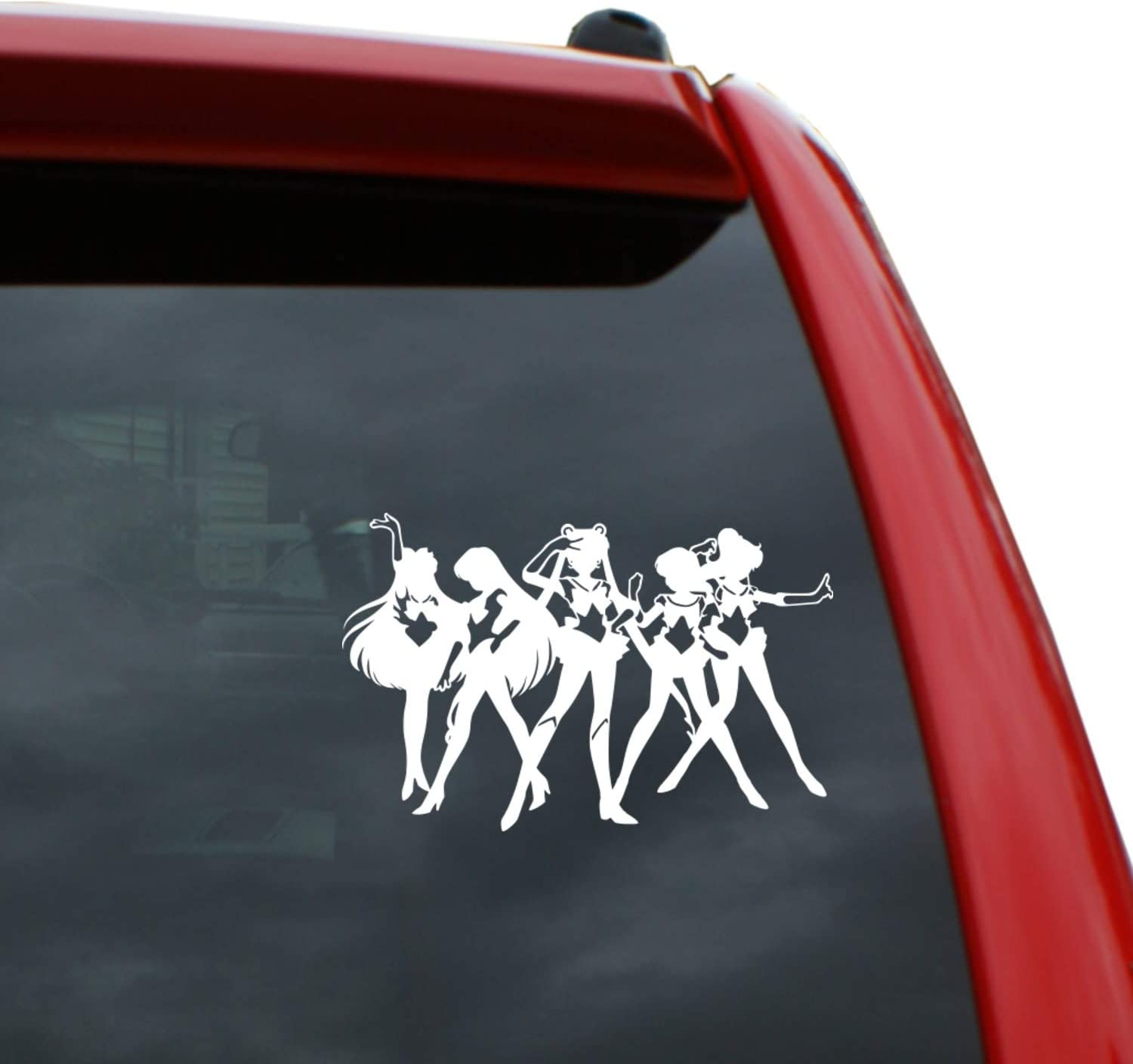 Sailor Moon Decal Stickers for Car//Laptop//Consoles//Mirror
