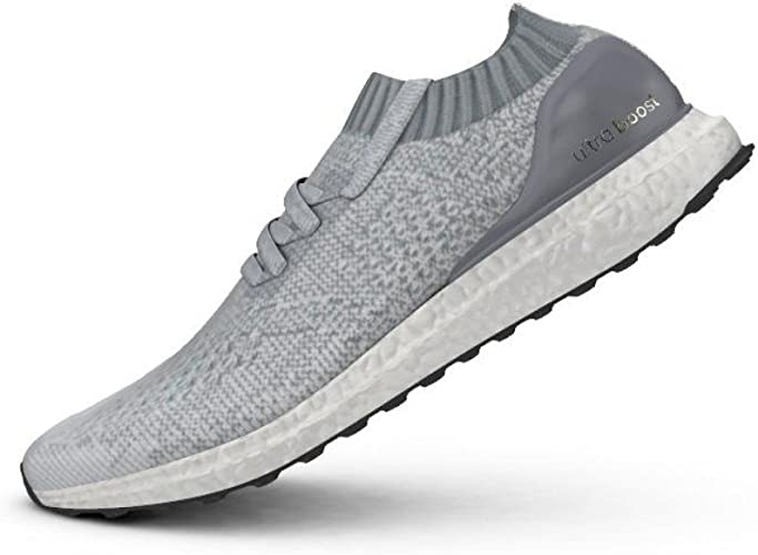 Adidas PerformanceULTRA Boost Uncaged - Zapatillas Neutras - Clear Grey/Mid Grey/Grey: Amazon.es: Zapatos y complementos