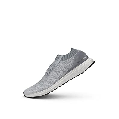 pretty nice 7abc5 198b7 Amazon.com   adidas Ultraboost Uncaged Womens Running Trainers Sneakers (UK  6 US 7.5 EU 39 1 3, Clear Grey Mid Grey S80689)   Road Running