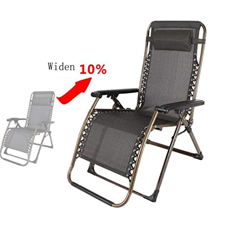 XHX Tumbonas plegables, sillas reclinables de jardín ...