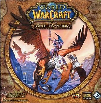 Giochi Uniti World of Warcraft - Juego de Mesa (versión en Italiano) [Importado de Italia]: Giochi Uniti: Amazon.es: Juguetes y juegos