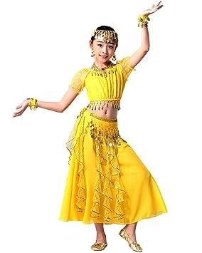 Grouptap Bollywood niños Indio Encaje Cinta árabe Danza del ...