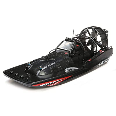 """Pro Boat Aerotrooper 25"""" Brushless Air Boat RTR, PRB08034: Toys & Games"""