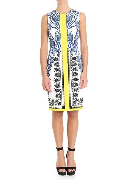 Versace Collection Vestido - para mujer multicolor 38