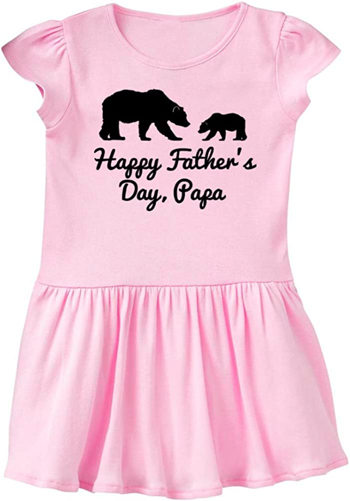 PoPBelle Happy Fathers Day Best dad Ever Newborn Clothes Bodysuits Long Sleeve Natural Organic Cotton Funny
