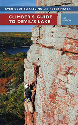 Climber's Guide to Devil's Lake by U Of Wisconsin Press