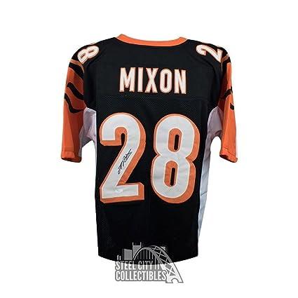 joe mixon jersey orange