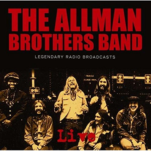 the allman brothers band live - 5