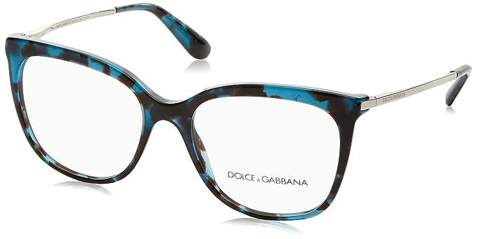 986b6fec330156 Montures Optiques Dolce e Gabbana DG3259 C53 2887  Amazon.fr ...