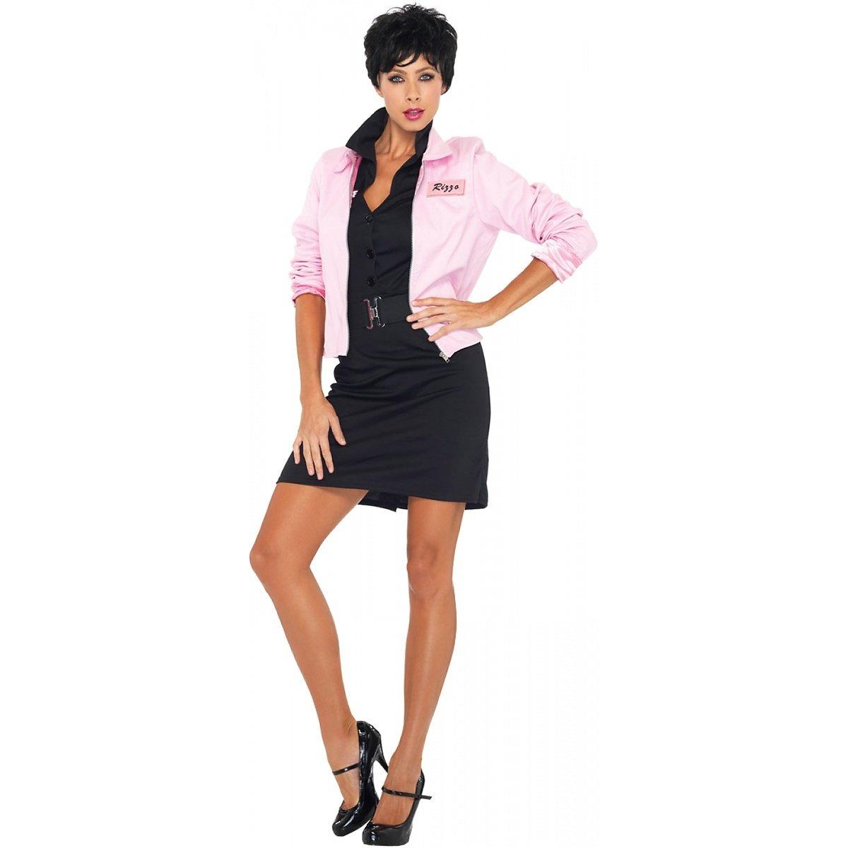 Chaqueta Leg Avenue LAGR83985-L para mujer Grease Pink ...