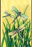 Toland Home Garden 111402 Dragonflies in Flight Garden Flag
