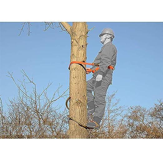 Gaosheng Electricista Correa Ajustable de Seguridad de Escalada ...