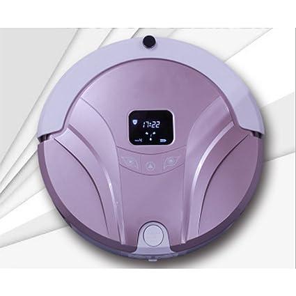 Sweeping Robot Aspiradoras, Home Smart App Remote Sweeping Suction Drag Una Máquina De Barrido,