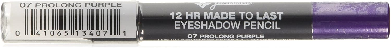 Jordana 12 Hour Made To Last Eyeshadow Pencil, Prolong Purple