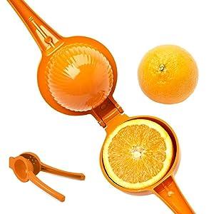 Orange Squeezer Manual Hand Held Lime Lemon Citrus Juice Maker Bar Kitchen Fruit