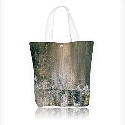 Amazon Com Canvas Tote Bag Painted Background Wallpaper