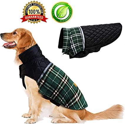 Dog Wind//Waterproof Coat Jacket Small Medium Dog Clothes Hoodie Outfit S M L XL