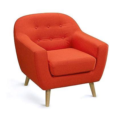 Amazon.com: Chairs CJC Sofa Armchair Single Seater High Back ...