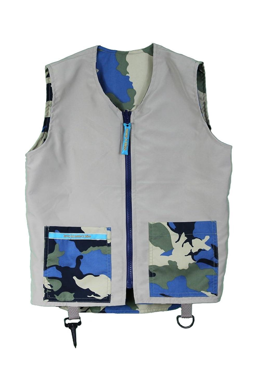 amazon com kuvvy boys kid u0027s utility vest clothing