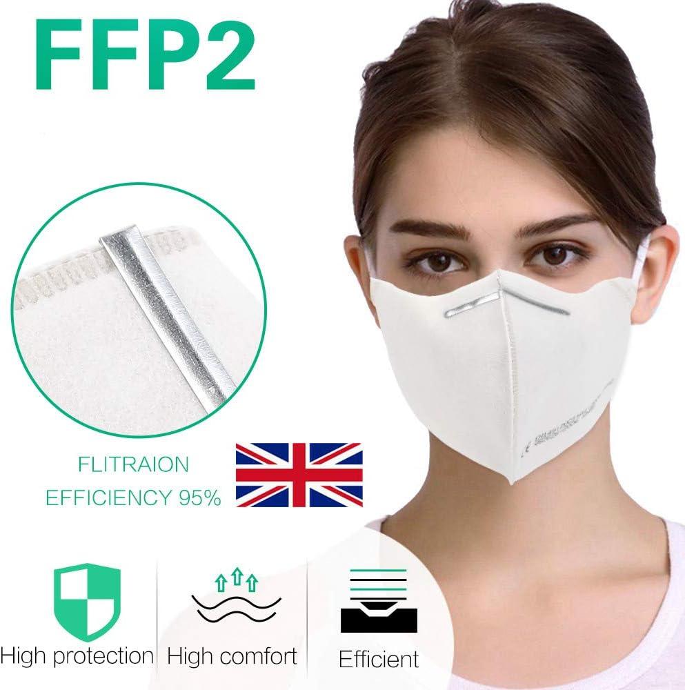 Uten Protecci/ón Facial 3 Layer 20 pcs