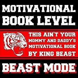 Motivational Book Level Beast Mode