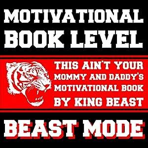 Motivational Book Level Beast Mode Audiobook