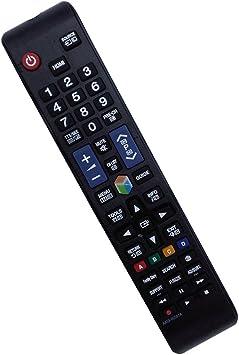 Mando a distancia universal para SAMSUNG Smart TV – AA59-00581A: Amazon.es: Electrónica