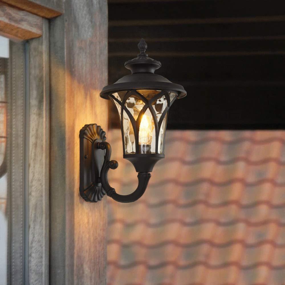 Linterna Pa Aplique Exterior De Colgante Rojo Ip65 E27 Yb6fgvy7