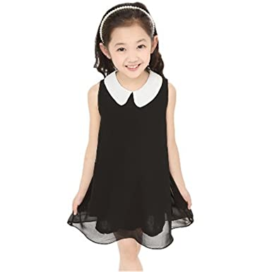 Amazon.com Matterin Christiao Summer Chiffon Dress For 3,11