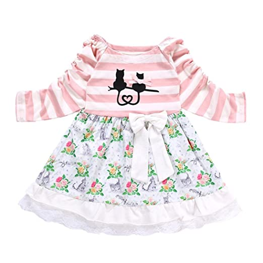27992f589b Amazon.com  Sagton Girls Dresses