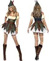 MineTom Women's Christmas Halloween Cosplay Costume
