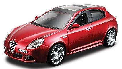 Buy Bburago Alfa Romeo Giulietta 1 24 Diecast Scale Model Car
