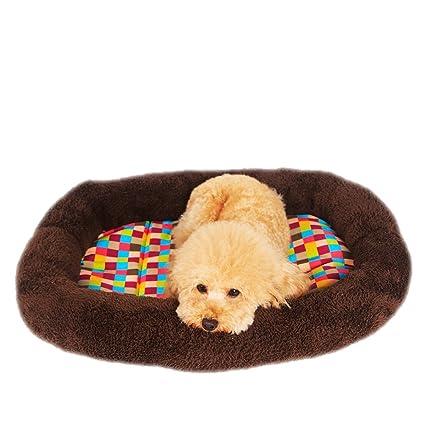 Yuan Perro Almohadilla-Cama para Perro Mascota Perro Mat Nido de Mascotas Temporada Nido de