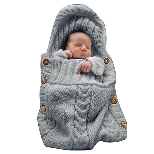 Newborn Baby Wrap Swaddle Blanket