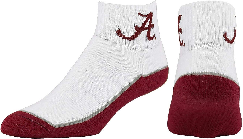 Topsox Alabama Crimson Tide NCAA Licensed Dress socks