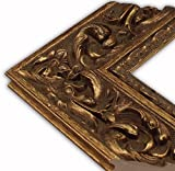 Renaissance Gold Picture Frame-Solid Wood, 16x20